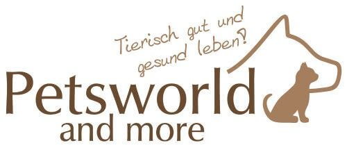 Petsworld and more - Tierbedarf und Tierfutter-Logo