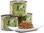 Preview: Catz finefood Bio-Ente No. 505 Katzenfutter nass