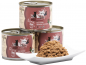 Mobile Preview: Catz finefood Bio-Huhn No. 503 Katzenfutter nass 200 g