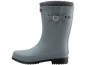 Preview: DOGGO Ayda Winter Regenstiefel mit Warmfutter grau