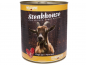 Preview: Fleischeslust Steakhouse Ziege Pur Hundefutter nass