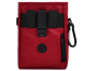 Mobile Preview: Kronch Gassi Tasche mit Kordelzug rot