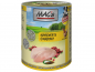 Mobile Preview: MAC`s Huhn & Cranberry Hundefutter nass 400 g