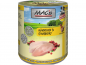 Mobile Preview: MAC`s Huhn & Cranberry Hundefutter nass 800 g