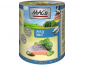 Preview: MAC`s Lachs & Spinat Hundefutter nass