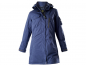 Preview: Owney Arctic Damen-Winterparka indigo blue für Hundehalter