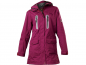 Preview: Owney Arnauti Damen-Langjacke elder red