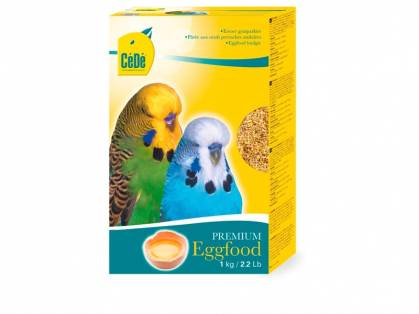 CeDe Sittich Premium Eggfood für Wellensittiche 1 kg