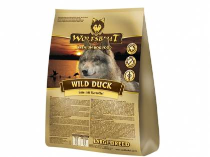 Wolfsblut Wild Duck Large Breed Hundefutter