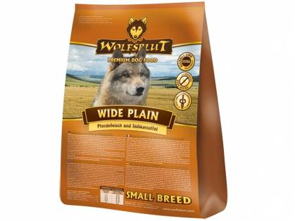 Wolfsblut Wide Plain Small Breed Hundefutter trocken