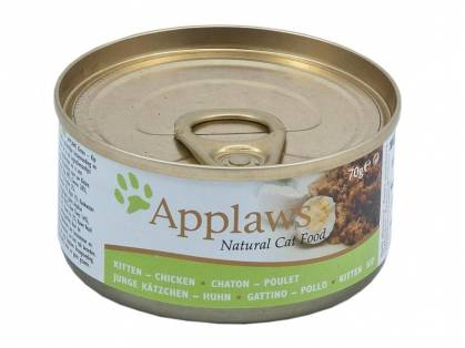 Applaws Kitten Huhn 24 x 70 g