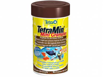 TetraMin Mini Granules 100 ml