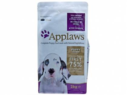 Applaws Puppy Large Breed Huhn Hundefutter