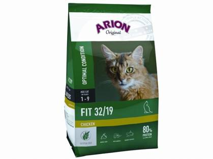 Arion Original Fit 32/19  Chicken Katzenfutter trocken