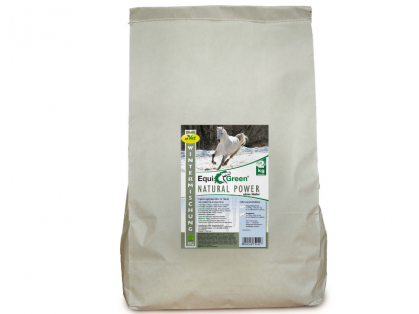 cdVet EquiGreen Natural Power ohne Hafer Wintermischung 2 kg