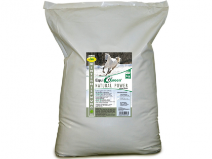 cdVet EquiGreen Natural Power ohne Hafer Wintermischung 20 kg