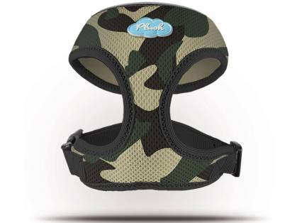 Curli Basic Geschirr Air-Mesh camo