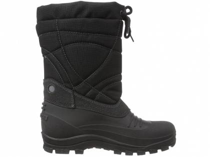 Doggo Charly Winterboot für Damen und Herren schwarz | Petsworld and more