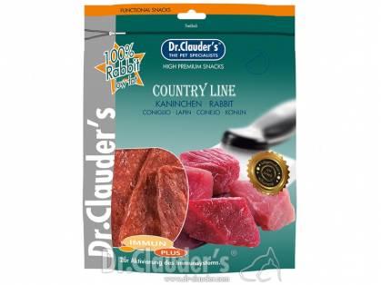 Dr. Clauder`s Country Line Kaninchen Hundesnacks