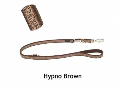 Red Dingo Hypno Brown Hundeleine braun