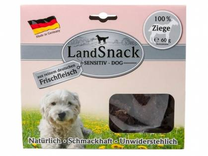 LandSnack Dog Sensitive Ziege 60 g