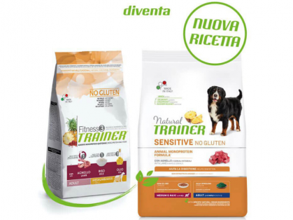 Natural Trainer Sensitive Adult Medium/Maxi Lamm Hundefutter trocken 12 kg