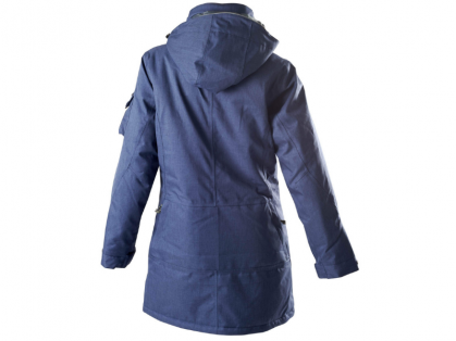 Owney Arctic Damen-Winterparka indigo blue für Hundehalter