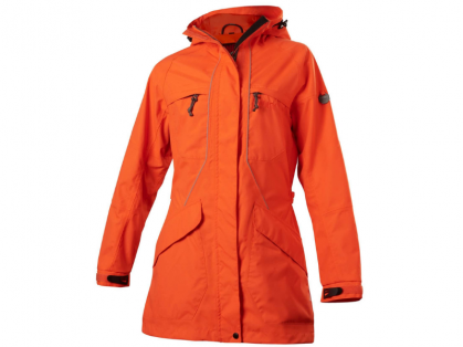Owney Tuvaq Outdoor-Damenparka orange