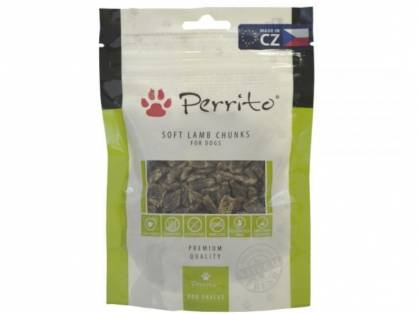 Perrito Soft Lamb Chunks Leckerli 100 g
