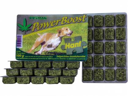 Petman Power Boost Hanf 10 x 100 g