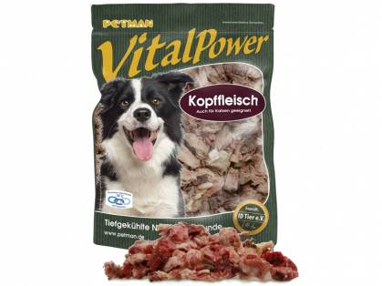 Petman Vital Power Kopffleisch 8 x 1000 g