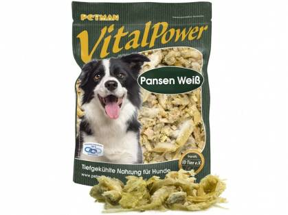 Petman Vital Power Pansen weiß 8 x 1000 g