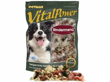 Petman Vital Power Rindermenü 8 x 1000 g