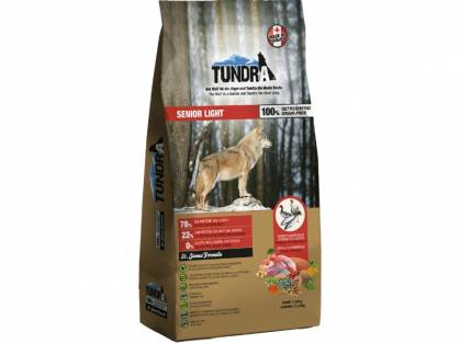 Tundra Senior/Light Hundefutter trocken