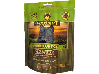 Wolfsblut Dark Forest Cracker Hundekekse 6 x 225 g