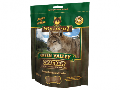 Wolfsblut Green Valley Cracker Hundekekse 6 x 225 g