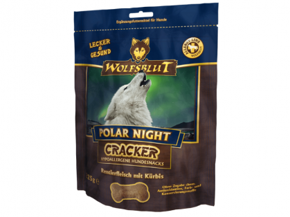 Wolfsblut Polar Night Cracker Hundekekse 6 x 225 g