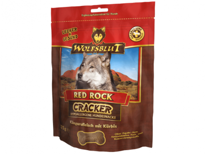 Wolfsblut Red Rock Cracker Hundekekse 6 x 225 g