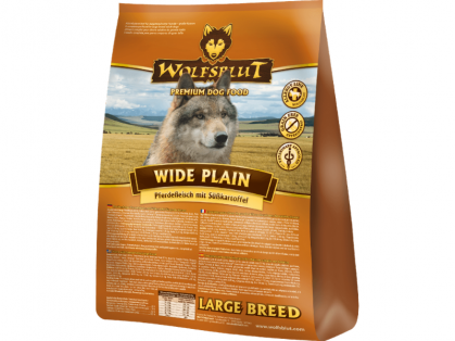 Wolfsblut Wide Plain Adult Large Breed Hundefutter trocken