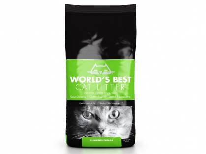 Worlds Best Cat Litter Clumping Formula Katzenstreu