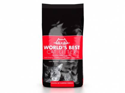World`s Best Cat Litter Multiple Cat Clumping Formula