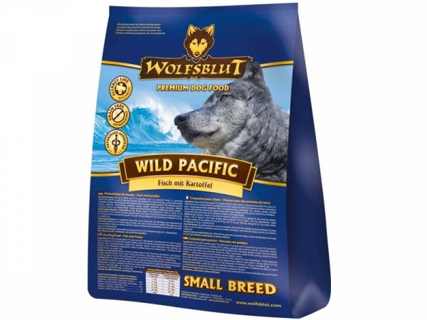 Wolfsblut Wild Pacific Small Breed Hundefutter