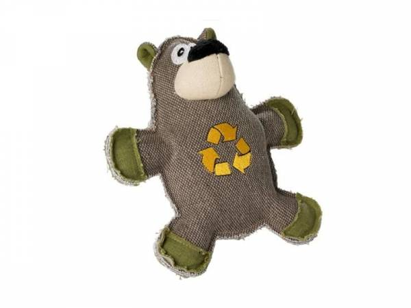 Hunter Canvas Cycle Bear Hundespielzeug