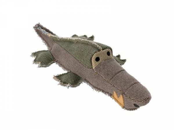 Hunter Canvas Maritime Crocodile Hundespielzeug