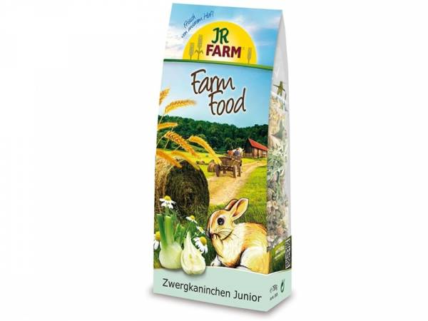 JR Farm Food Zwergkaninchen Junior
