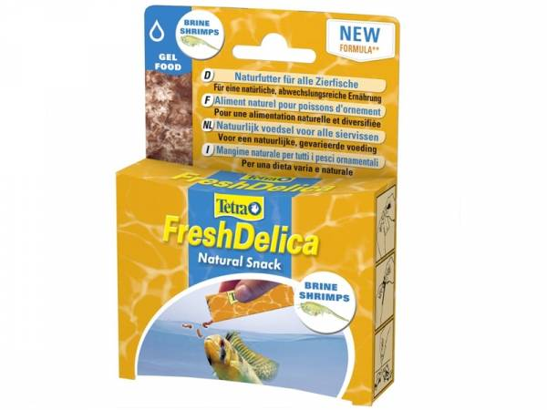 Tetra Fresh Delica Brine Shrimps