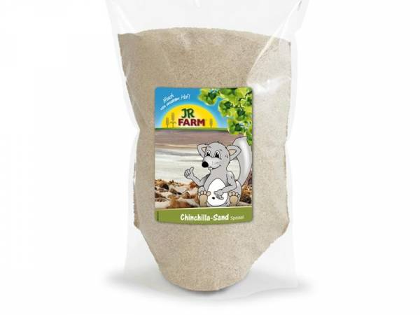 JR Farm Chinchilla-Sand Spezial