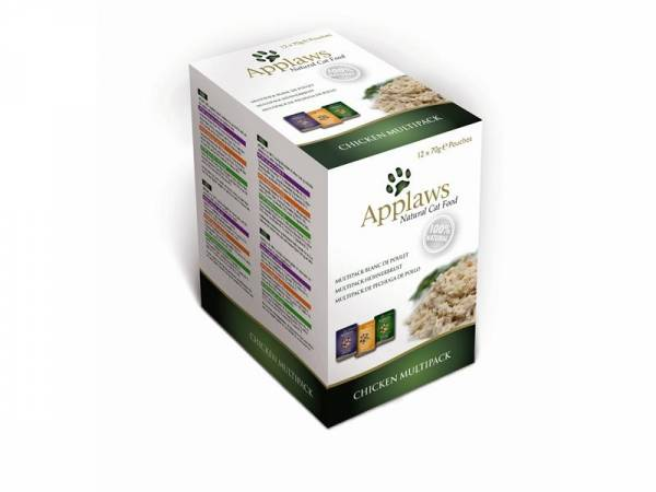 Applaws Pouches Multipack mit Huhn