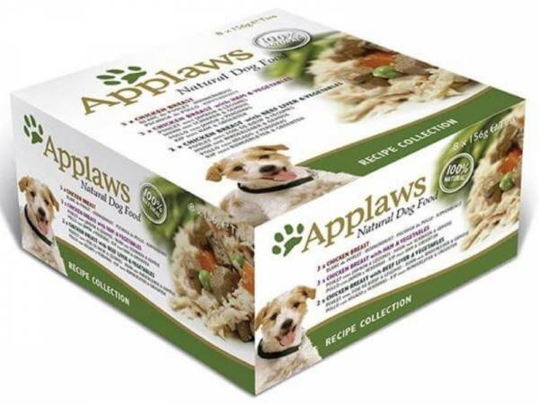 Applaws Huhn Multipack Hundefutter nass
