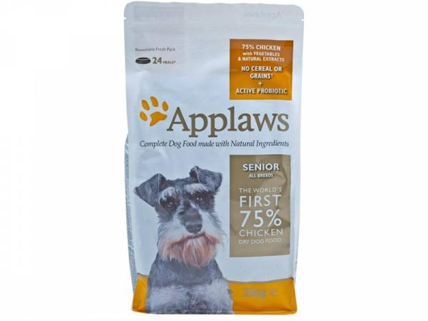 Applaws Senior All Breeds Huhn Hundefutter